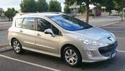 Peugeot 308 XSE 7-seat Wagon 1.6 Turbo 2008 West Perth Perth City Area Preview