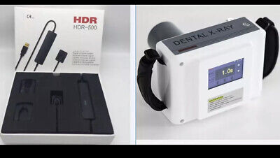 Dental Xray Machine Portable Sensor Touch Screen Handheld X-ray