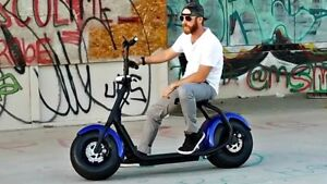 Phat HD Scooter, Fat scooter electric