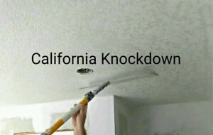 California Knock down