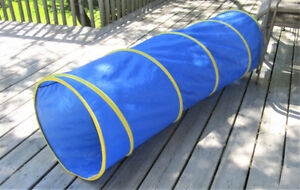 Collapsible Nylon Play Tunnel