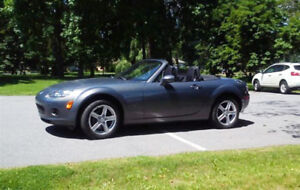 Mazda MX5 Miata 2008 sell or exchange for motorcycle