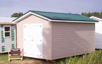 ***Pre-order your shed or garage now for Spring 2016***