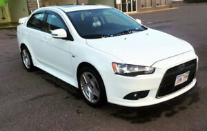 Price negotiable AWD 2015 Lancer