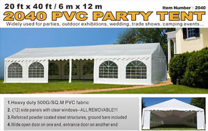 SHIPPING included in all Party Tents! Prince George British Columbia image 7