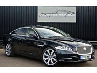 Jaguar XJ L (LWB) 3.0 V6 D Diesel Portfolio *Rear Seat Comfort Pack+Dual View*