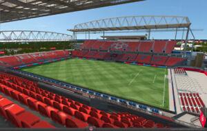 Toronto FC TFC Soccer Tickets x2 March 29 2019 Below face value!
