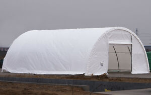 30 x 40 Heavy Duty Storage Shelter Warehouse Shelter in stock