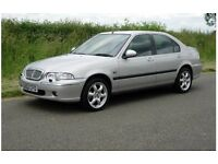 Rover 45 Impression S2 1.8 Auto not civic focus Astra polo ford Honda Nissan Toyota