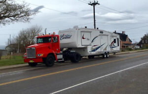 #Move your Travel Trailer & 5th wheels. We just moved !