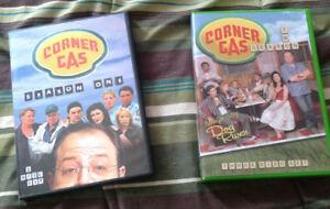 Corner Gas TV Seasons on DVD
