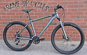 Frame Up Cycles – BRAND NEW 2018 MTB's