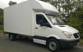 !CHEAP MAN WITH VAN HIRE MOVING COMPANY MOPED BIKE DELIVERY FULL HOUSE MOVERS NATIONWIDE REMOVALS