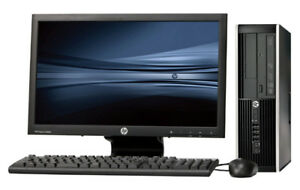 i5 HP Elite 8200 business grade tower with warranty