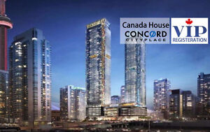 Canada house west tower is selling -REGISTER NOW.