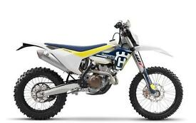 2017 HUSQVARNA FE250   ALL NEW!   AVAILABLE AUGUST 2016!   TAKING ORDERS!