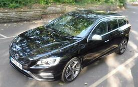 2013 Volvo V60 2.0 D4 R-Design 5dr (start/stop)