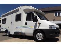 Chausson Flash 08 4 Berth Low Profile Coachbuilt Motorhome Ready to go!!!