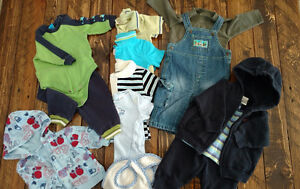 Baby Boy lot for a 6 month old