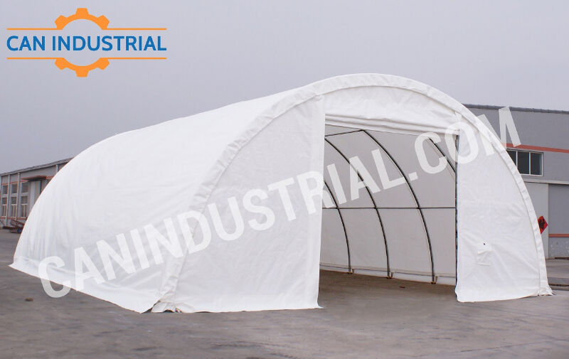 Portable Fabric Buildings Storage Shelters Temporary