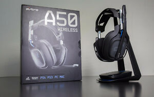Astro A50 Wireless headset 350 OBO