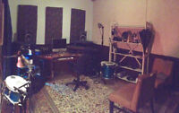 Affordable Downtown Recording Studio