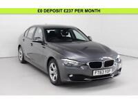 2013 63 BMW 3 SERIES 2.0 320D EFFICIENTDYNAMICS 4D 161 BHP DIESEL