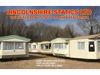 Mobile Homes for Sale - Static Caravans - Free UK Delivery - 01949 843 221