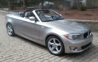 2012 BMW 1-Series 128i Cabriolet