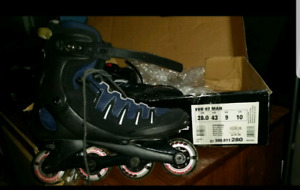 Adult male Rollerblades size 10