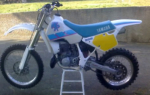 Wanted: Unwanted Dirt Bikes
