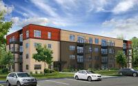 Condo neuf 3 chambres-Stationnement intérieur inclus