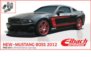 Pro-Kit Lowering Springs Mustang 2011-2014