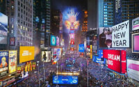 2016 New Year Countdown in New York Bus Tour