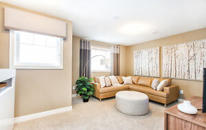 Gorgeous Brand New Upscale Home Available for Quick Possession