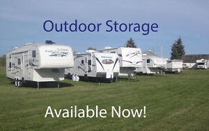 Storage for RV, Trailer, Boat, or Truck starting at $1.00/ft