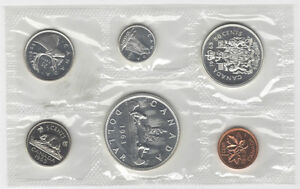 1963 Canada Uncirculated Silver PROOF- LIKE Set...sale or TRADE