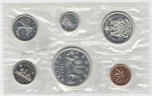 1963 Canada Uncirculated Silver PROOF- LIKE Set...sale or TRADE Gatineau Ottawa / Gatineau Area image 1