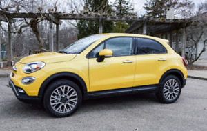 Fiat 500X. MINT condition! Fully loaded!!