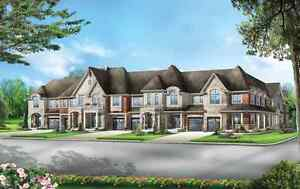 BRAND NEW Townhouse for Rent: 2 Storey 4BR 2.5WR 9' ceilng Hrdwd