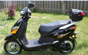 eBike, Seats two, Cover, Alarm, Storage, Excellent Condition,