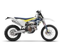 2017 HUSQVARNA FE350 | ALL NEW! | AVAILABLE AUGUST 2016! | TAKING ORDERS!