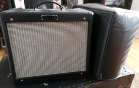 Fender Blues Junior III with Cover