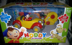 Noddy's rc car