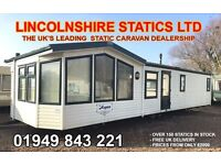 Static caravans for sale ~ free UK delivery ~ self build and part-time accommodation specialists