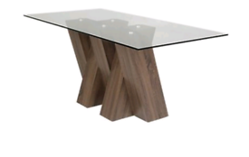 Harveys Piston dining table for sale