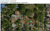 Vacant Lot for Front & Back Duplex - Zoned RF3