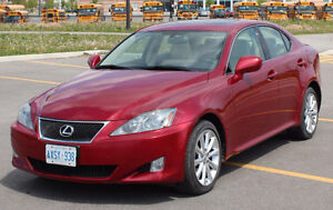 2006 Lexus IS250 AWD Sedan