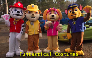 Funtastical Costumes - Mascot Characters for Parties Kingston Kingston Area image 1