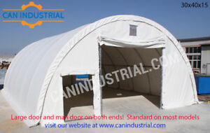 Fabric Storage Building - Lasts up to 20 years!!